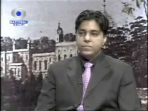 Interview of Deepak Bansal, SEO Consultant, on National TV