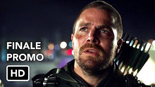 "Сериал ""Стрела"", Arrow 7x22 Promo ""You Have Saved This City"" (HD) Season 7 Episode 22 Promo Season Finale"