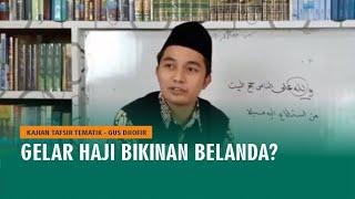 Memaknai Ibadah Haji di Tengah Pandemi