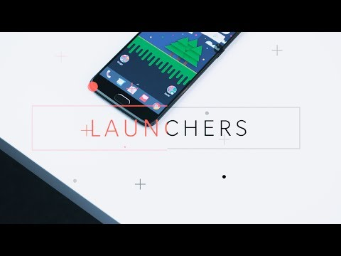 5 of our favorite Android custom launchers