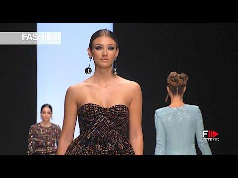 ELISABETTA FRANCHI Fall 2019 Milan - Fashion Channel