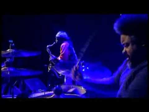 Blast - Marcus Miller (live) Paradiso - Amsterdam 10-2007