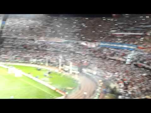 """""""River Plate vs. Atlético Nacional - Final Copa Sudamericana 2014 - Los Festejos"""" Barra: Los Borrachos del Tablón • Club: River Plate"""