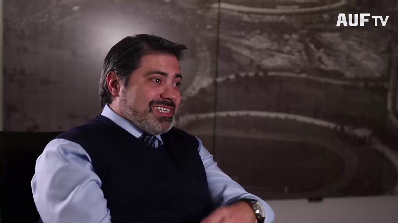 Gastón Tealdi habló sobre los primeros meses de gestión en la AUF