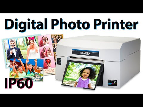 Impressa IP60 Digital Photo Printer