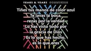 Years & Years - 1977 (Traducida al Español)
