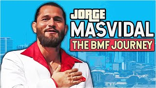 Jorge Masvidal: An Incredible Journey to the BMF Belt