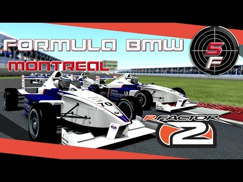 Rfactor 2 Mods Formula Bmw Montreal 2013