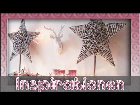 Deko Tipp / Kamin weihnachtlich dekorieren