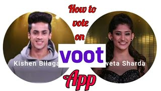 How to  votes on dance Deewane