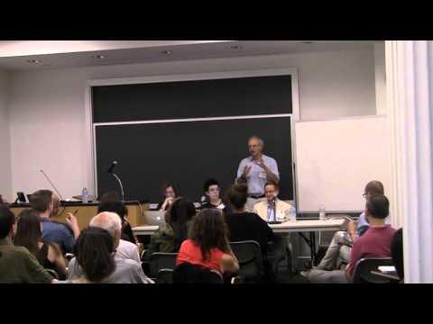 NYU Effective Altruism Panel
