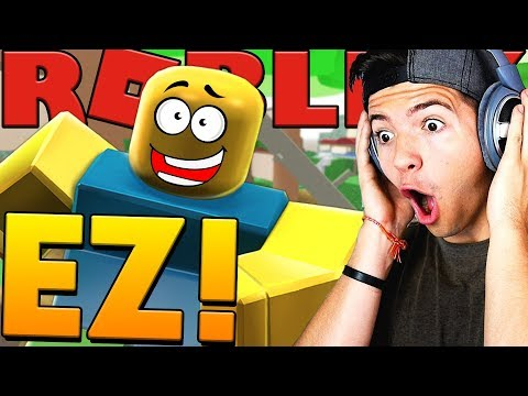 THE EASIEST OBBY SPEED RUN IN ROBLOX w/ PRESTONPLAYZ (PrestonRoblox)