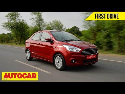 Ford Figo Aspire | First Drive | Autocar India