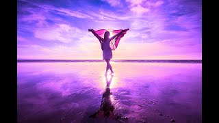 LET GO & Feel Free   528Hz Healing Deep Miracle Tones   Raise Positive Vibes   Energy Cleanse Music