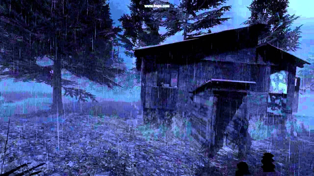 The Lovecraftian Crysis Game (Well, Mod)