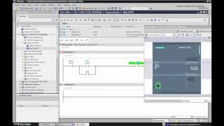 Siemens TIA Portal Tutorial (Configuring Your S7-1200 PLC)