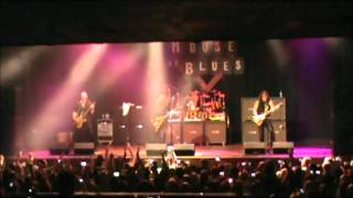 """STRYPER - """"Abyss/To Hell With The Devil"""" 9/16/11, House Of Blues - Orlando, Fl"""