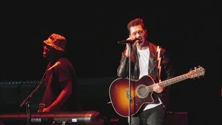 Andy Grammer Performing Holding Out (3/5/17)