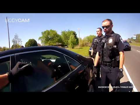The most patient cop in the world deals with a sovereign citizen