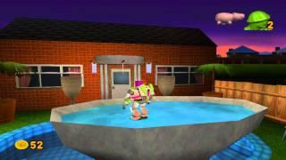 История Игрушек 2 / Toy Story 2 - Соседи Энди, Бомбежка (Прохождение / Let