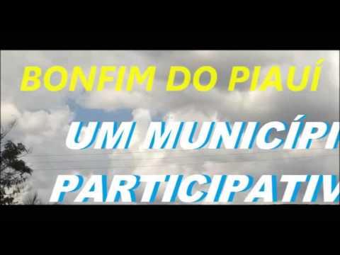 Bonfim do Piauí - Prefeito Paulo Henrique Viana Pindaiba