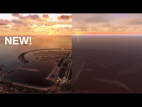 NEW! FSX 2020 VS X-Plane 11 (Amazing Graphics)