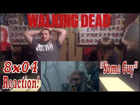 The Walking Dead Season 8 Episode 4 Reaction!