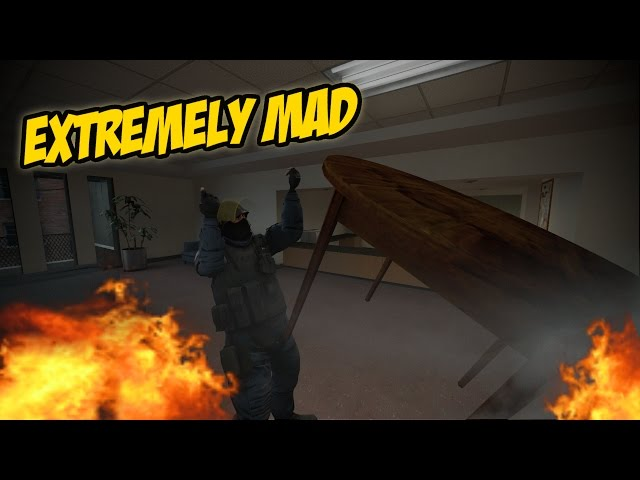 """How Mad Are You?"" 