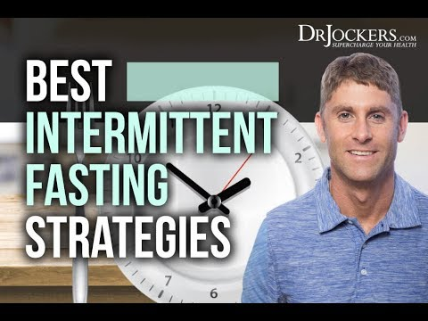 Video 5 Healing Benefits of Intermittent Fasting