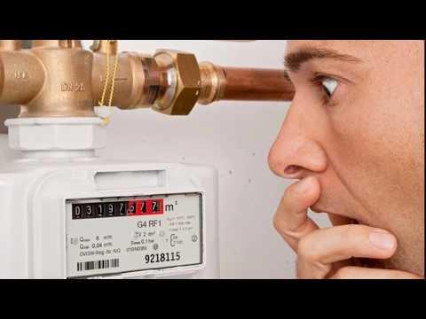 Что делать если остановился (сломался) газовый счетчик.