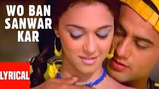 Pankaj Udhas: Wo Ban Sanwar Kar Lyrical Video | Muskaan