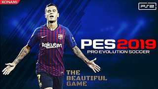 Pes 2019 Ps2 English Commentary