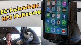 EC Technology Universal KFZ Halterung iPhone 6s Smartphone - [Deutsch] 4K