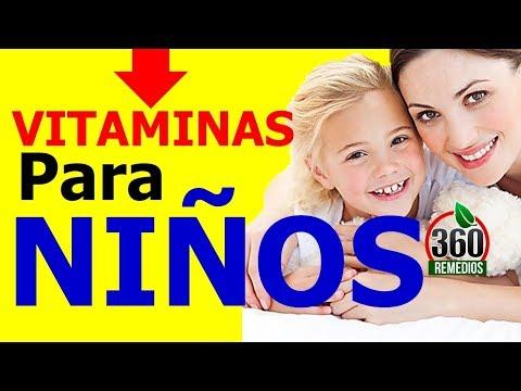 Vitaminas Para Aumentar El Apetito En Niños