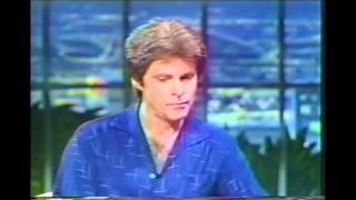 Rick Nelson Interview 1981 Tonight Show