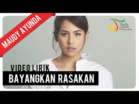 Maudy Ayunda - Bayangkan Rasakan | Video Lirik Mp3