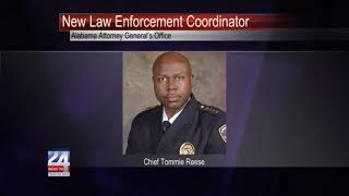 New Law Enforcement Coordinator Appointed