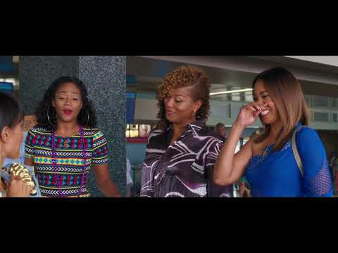 Girls Trip Clip 'Lisa Shows the Girls the Vests She Made'