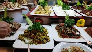Чем кормят в отеле 5* Турция Akka Antedon