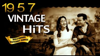 Superhit Vintage Songs Of 1957 | Top Bollywood Classic Video Songs