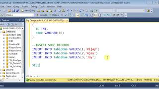SQL: Copy data from a database table to another database table