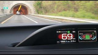 1753 MILE ROAD TRIP FUEL ECONOMY | Toyota Prius Prime Fuel Economy Test