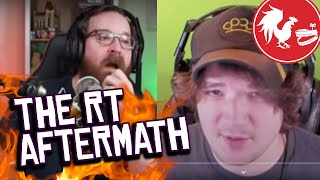 Achievement Hunter APOLOGIZES for Latest Rooster Teeth SCANDAL!
