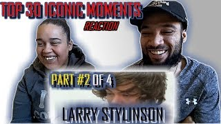 TOP 30 ICONIC LARRY STYLINSON MOMENTS   PART 2 | REACTION