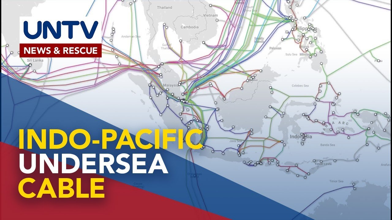 Australia partners with Japan, United States to fund undersea cable television for Palau