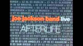 Joe Jackson - look sharp ( Live Afterlife )