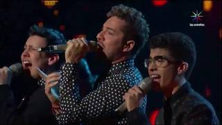 Hasta que me olvides - Cover Luis Miguel / David Bisbal, Hector Osobampo, Arnoldo Tapia