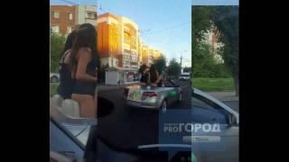 Водителя кабриолета с обнаженными девушками оштрафовали пензенские полицейские