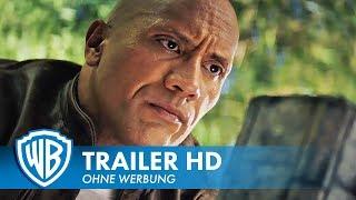 Rampage - Big meets Bigger Film Trailer
