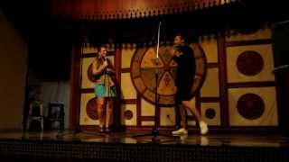 preview picture of video 'Gemma & Tom Quiz Night, Cape Verde'